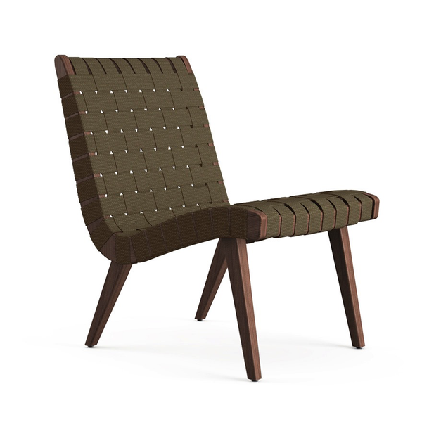 Knoll - Risom Armless Lounge Chair - Lekker Home - 11