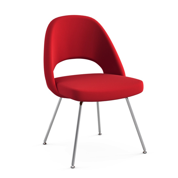 Knoll - Saarinen Executive Armless Chair - Lekker Home - 27
