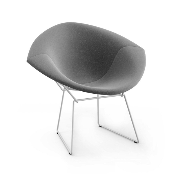 Knoll - Bertoia Diamond Chair with Full Cover - Lekker Home - 33