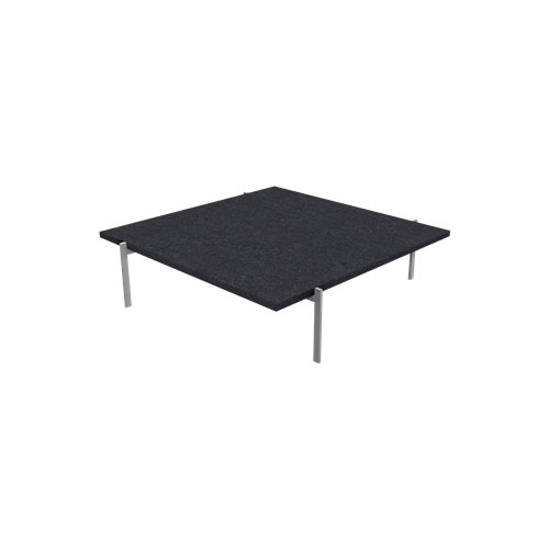 Fritz Hansen - PK61™ Coffee Table - Granite / PK61A - Lekker Home