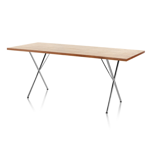Herman Miller - Nelson™ X-Leg Table - Lekker Home - 2
