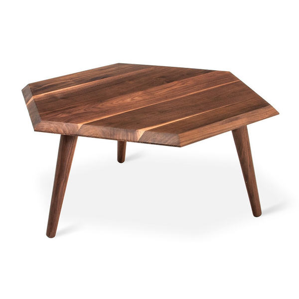 Gus Modern - Metric Coffee Table - Walnut / One Size - Lekker Home