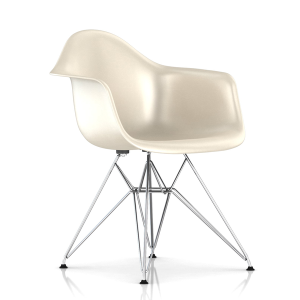 Herman Miller - Eames® Molded Fiberglass Armchair - Wire Base - Lekker Home - 26