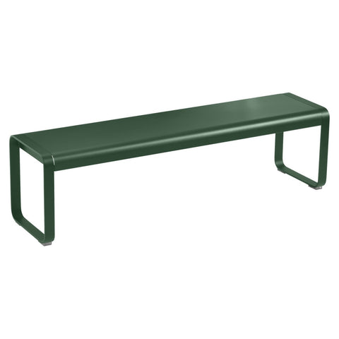 Fermob - Bellevie Bench - Cedar Green / One Size - Lekker Home