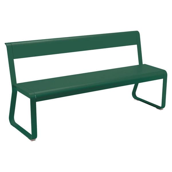 Fermob - Bellevie Bench with Back - Lekker Home