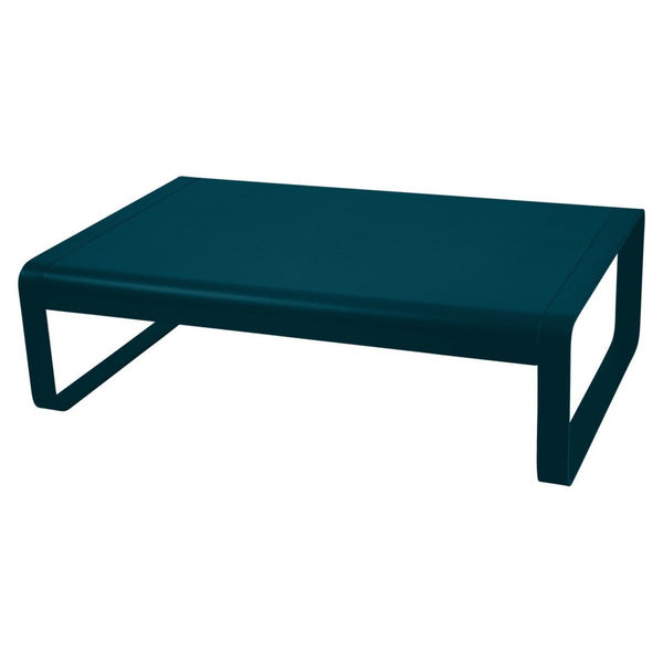 Fermob - Bellevie Coffee Table - Acapulco Blue / One Size - Lekker Home