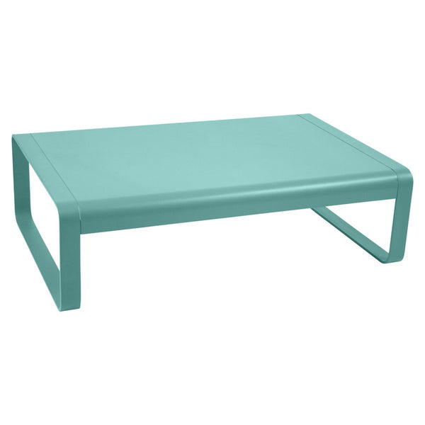 Fermob - Bellevie Coffee Table - Lagoon Blue / One Size - Lekker Home