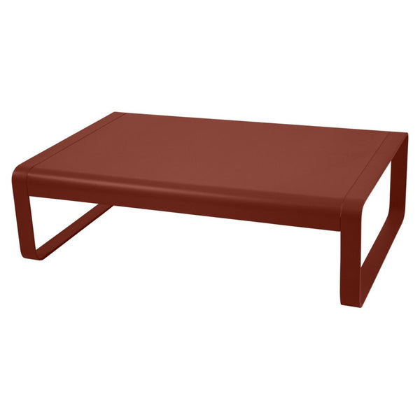 Fermob - Bellevie Coffee Table - Red Ochre / One Size - Lekker Home