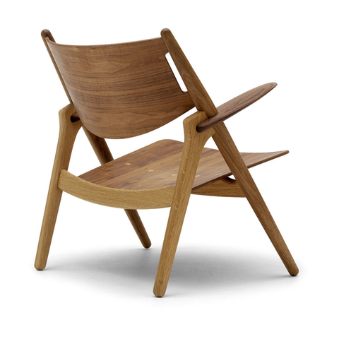 CH28 Lounge Chair