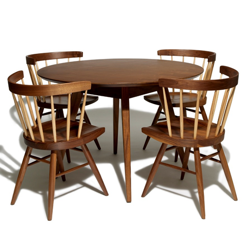 Knoll - Risom Round Dining Table - Lekker Home