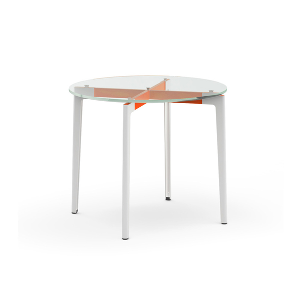 "Knoll - Stromborg Table Round 36"" - Lekker Home - 14"