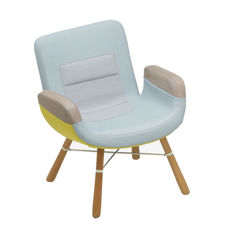 Vitra - East River Chair - Lekker Home - 1