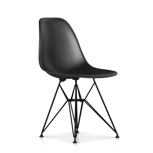 Herman Miller - Eames® Molded Fiberglass Side Chair - Wire Base - Lekker Home - 12