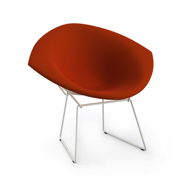 Knoll - Bertoia Diamond Chair with Full Cover - Lekker Home - 38