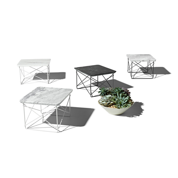 Herman Miller - Eames® Wire Base Low Table Outdoor - Lekker Home - 5