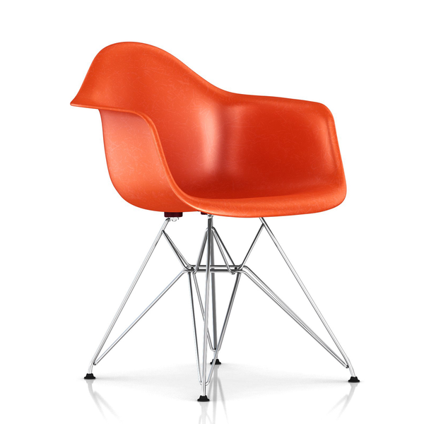 Herman Miller - Eames® Molded Fiberglass Armchair - Wire Base - Lekker Home - 21