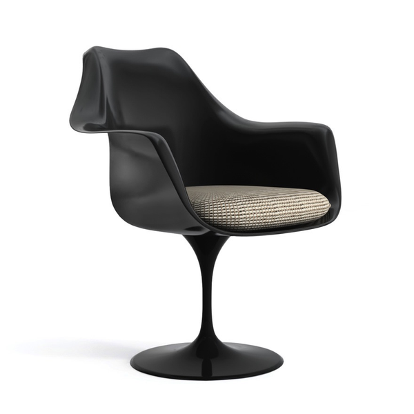 Knoll - Tulip Arm Chair - Lekker Home - 58