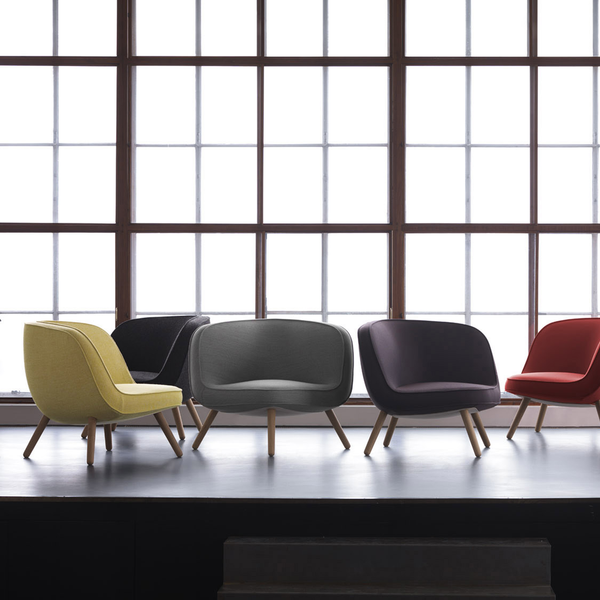 Fritz Hansen - Via 57™ Lounge Chair - Lekker Home - 5