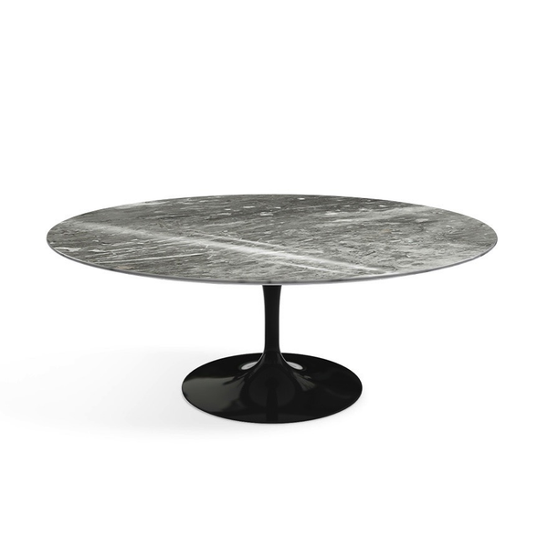 Knoll - Saarinen Coffee Table Oval - Lekker Home - 8