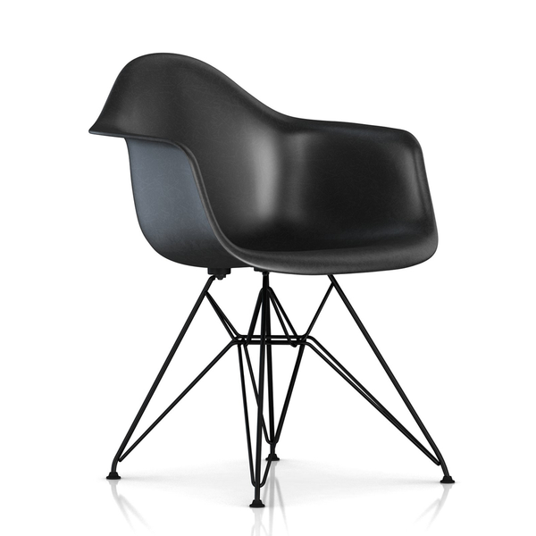 Herman Miller - Eames® Molded Fiberglass Armchair - Wire Base - Lekker Home - 17