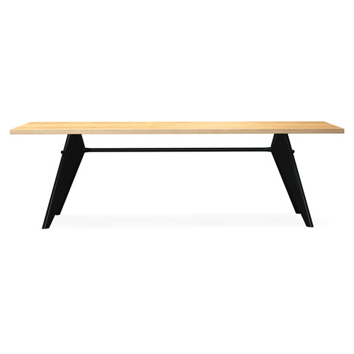 Vitra - EM Table - Wood - Lekker Home - 9