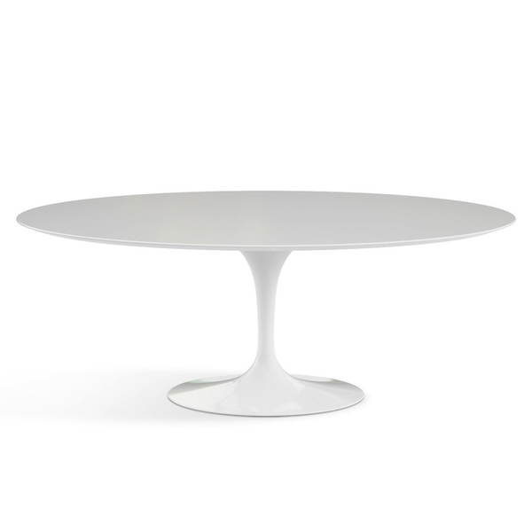"Knoll - Saarinen Dining Table 78"" Oval - Lekker Home - 8"