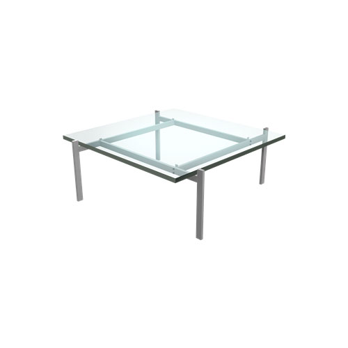 Fritz Hansen - PK61™ Coffee Table - Glass / PK61 - Lekker Home