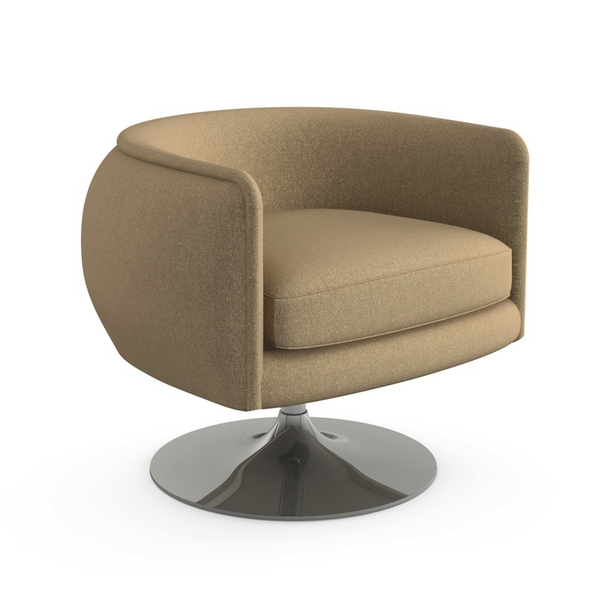 Knoll - D'Urso Swivel Chair - Lekker Home - 12