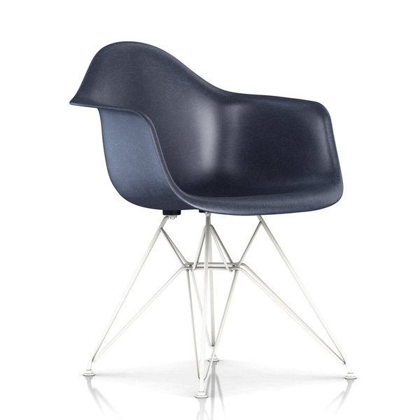 Herman Miller - Eames® Molded Fiberglass Armchair - Wire Base - Lekker Home - 28