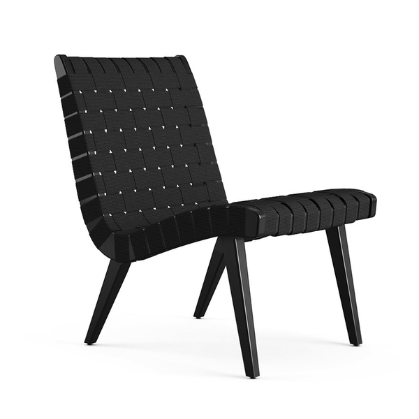 Knoll - Risom Armless Lounge Chair - Lekker Home - 10