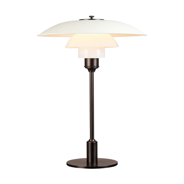 Louis Poulsen - PH 3-2 Table Lamp - White / One Size - Lekker Home