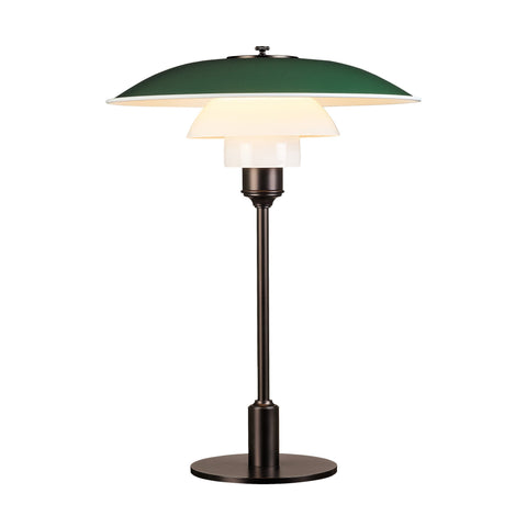 Louis Poulsen - PH 3-2 Table Lamp - Green / One Size - Lekker Home