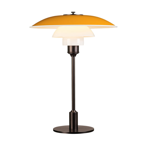 Louis Poulsen - PH 3-2 Table Lamp - Yellow / One Size - Lekker Home