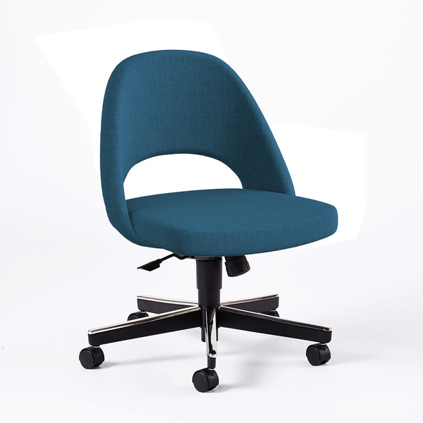 Knoll - Saarinen Executive Chair with Swivel Base - Lekker Home - 11