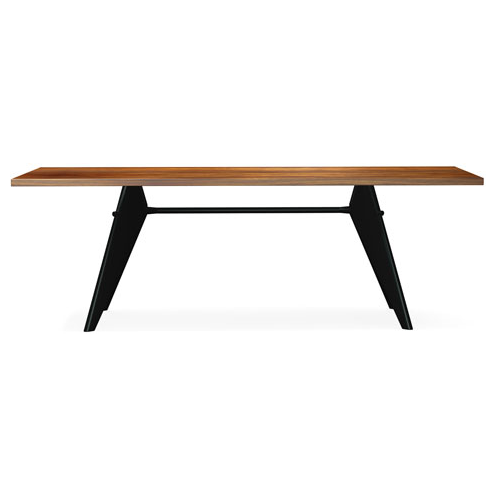 Vitra - EM Table - Wood - Lekker Home - 13