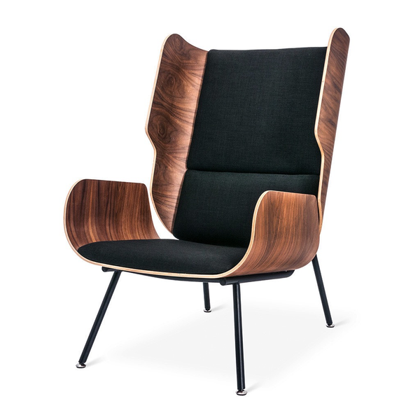 Gus Modern - Elk Chair - Laurentian Onyx / One Size - Lekker Home