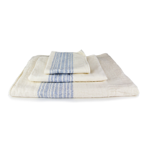 Kontex Towels - Flax Organic Towels - Lekker Home