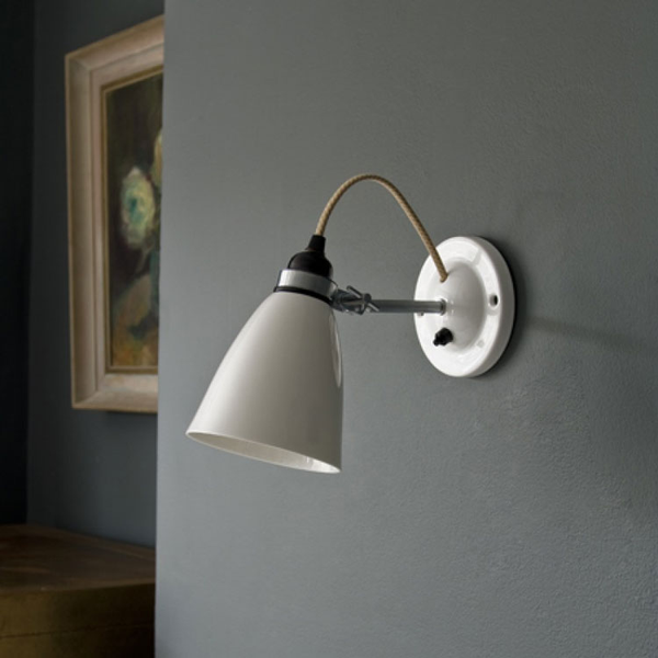 Original BTC - Hector Dome Wall Lamp - Lekker Home