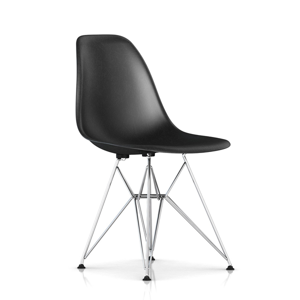 Herman Miller - Eames® Molded Fiberglass Side Chair - Wire Base - Lekker Home - 13