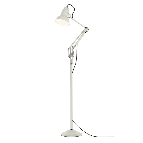 Anglepoise - Original 1227™ Floor Lamp - Linen White / One Size - Lekker Home