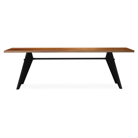 Vitra - EM Table - Wood - Lekker Home