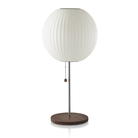 Herman Miller - Nelson™ Ball Lotus Table Lamp - Lekker Home