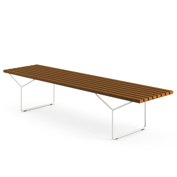 Bertoia Bench Outdoor By Knoll Lekker Home - Bertoia coffee table