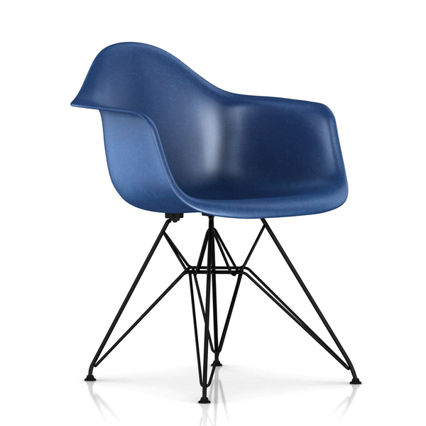 Herman Miller - Eames® Molded Fiberglass Armchair - Wire Base - Lekker Home - 27