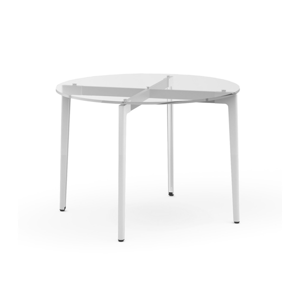 "Knoll - Stromborg Table Round 42"" - Lekker Home - 4"