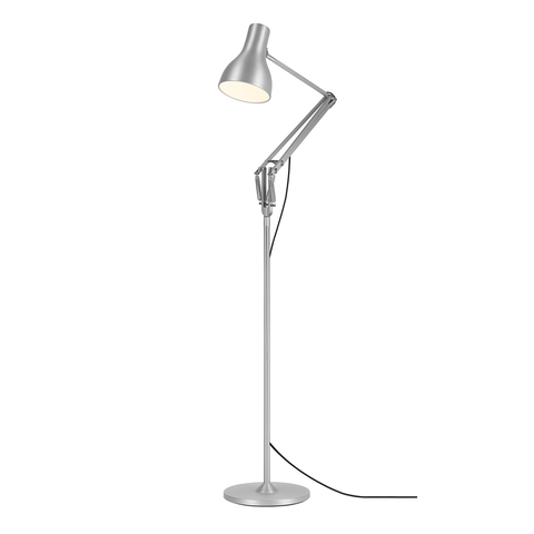 Anglepoise - Type 75™ Floor Lamp - Jet Black / One Size - Lekker Home