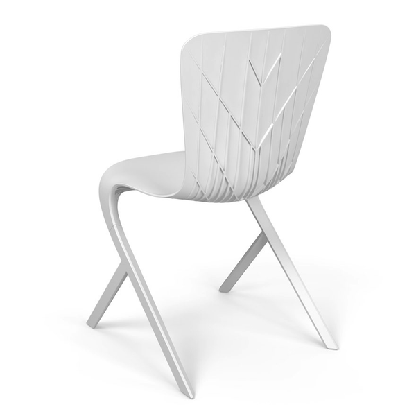 Knoll - Washington Skin™ Nylon Side Chair - Lekker Home
