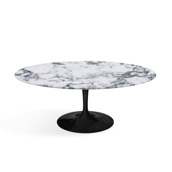 Knoll - Saarinen Coffee Table Oval - Lekker Home - 12