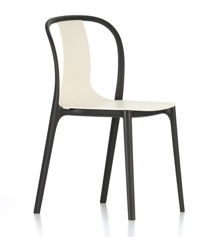Vitra - Belleville Chair - Plastic - Lekker Home