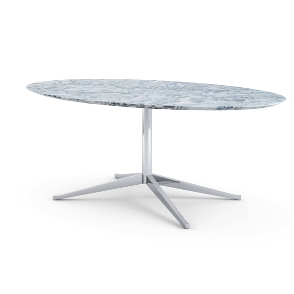 Knoll - Florence Knoll Table Desk Oval - Lekker Home - 13